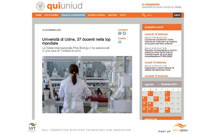 Immagine news Impresa e ricerca universitaria